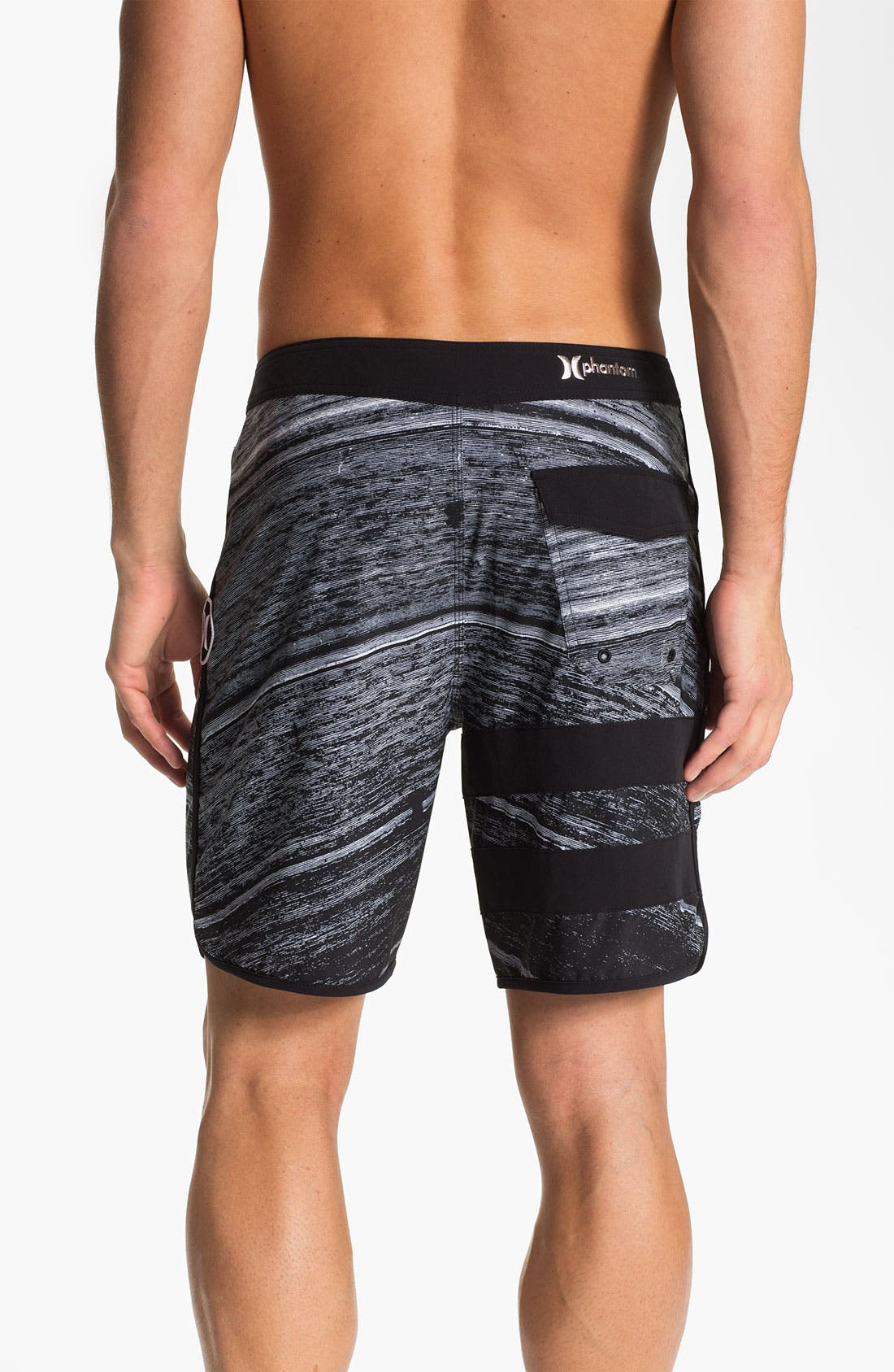 Alternate Image 2  - Hurley 'Phantom 60 Block Party Groove' Board Shorts