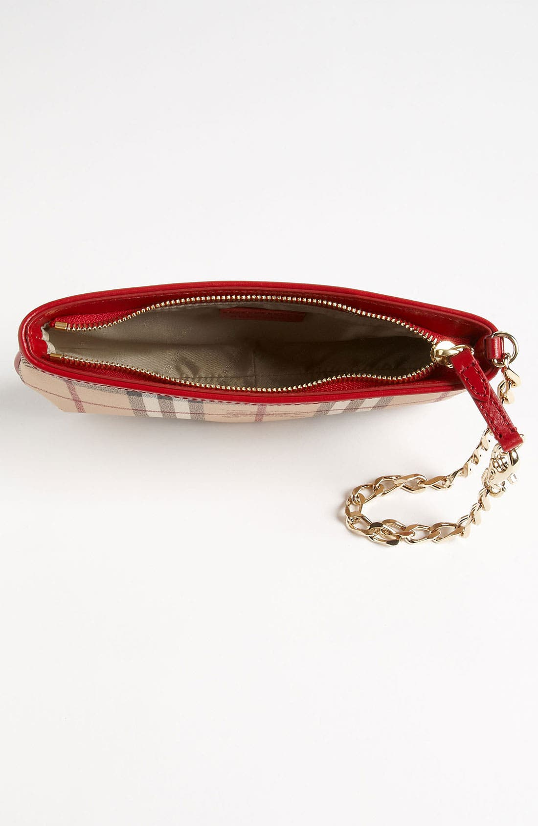 Alternate Image 3  - Burberry 'Haymarket Color' Pouch