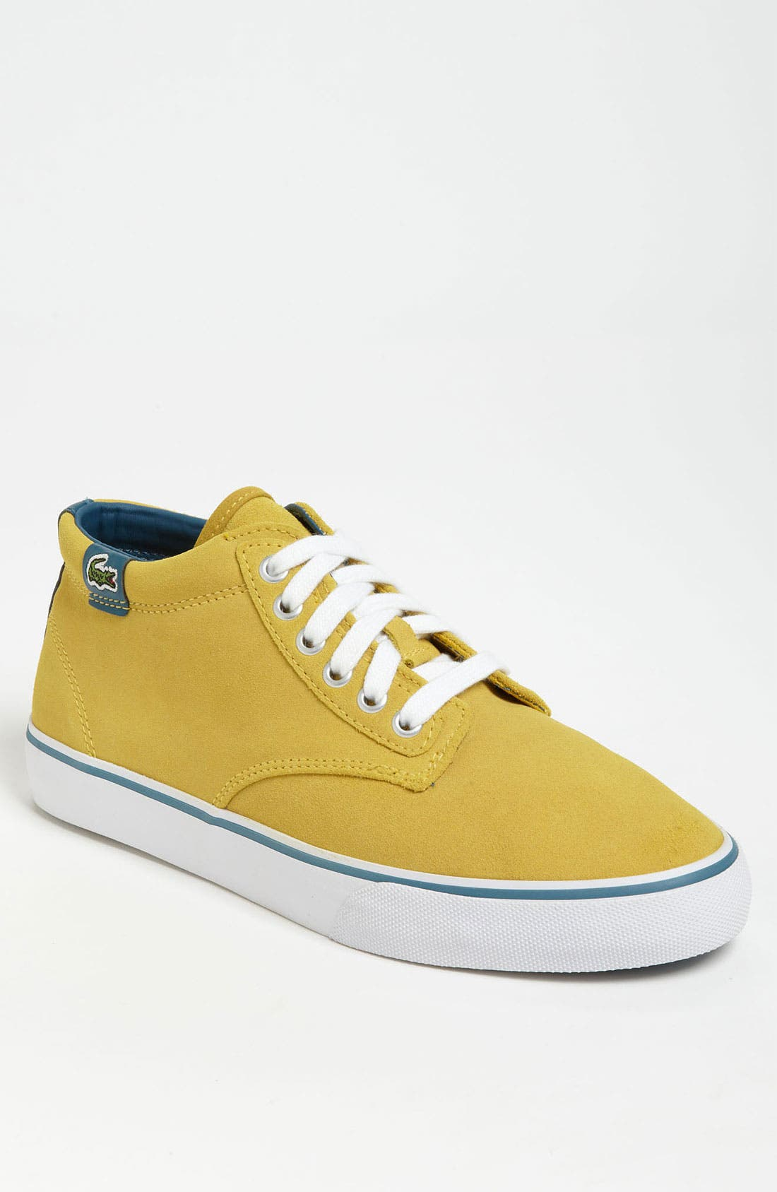 Alternate Image 1 Selected - Lacoste 'Barbados Mid LMS' Sneaker (Online Only)