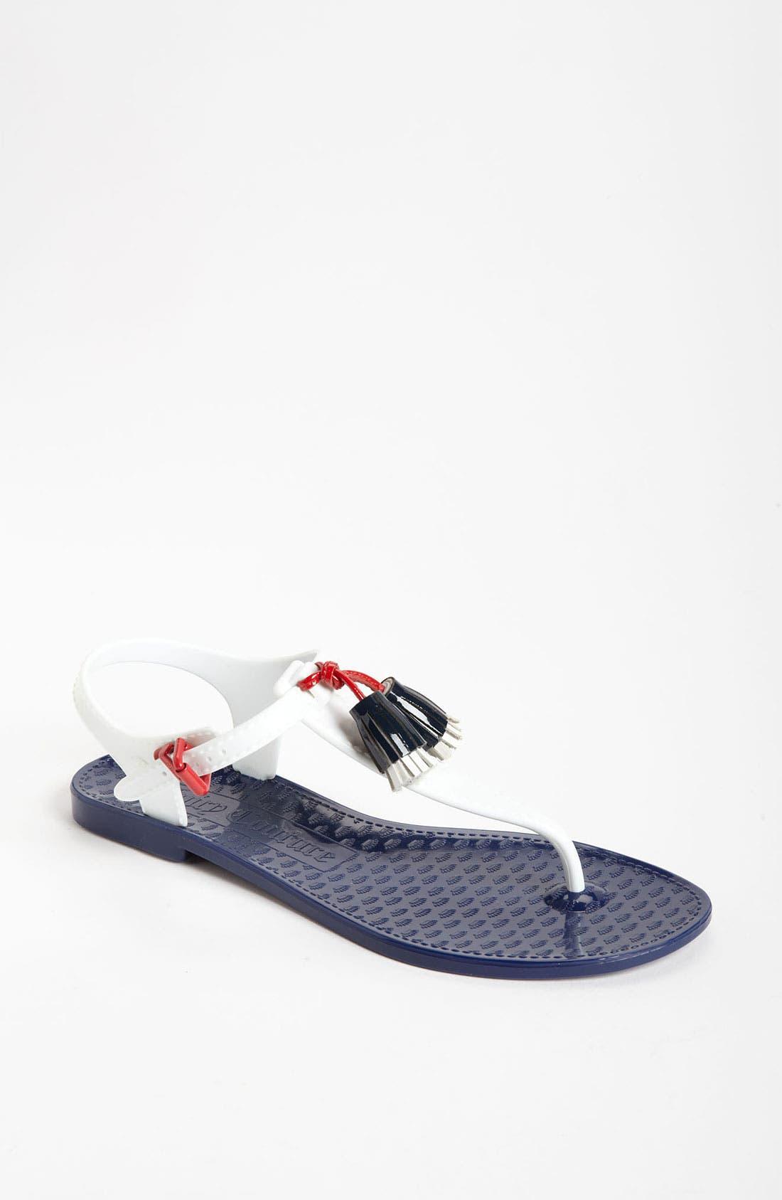 Alternate Image 1 Selected - Juicy Couture 'Wisp' Sandal