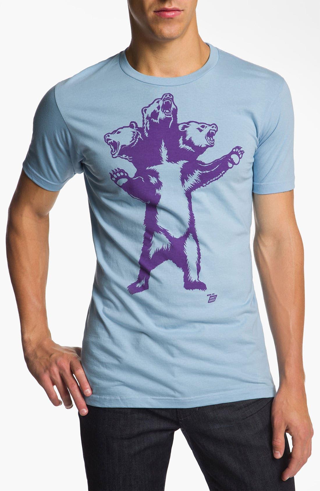 Main Image - Ames Bros 'Brutus' Trim Fit Crewneck T-Shirt (Men)