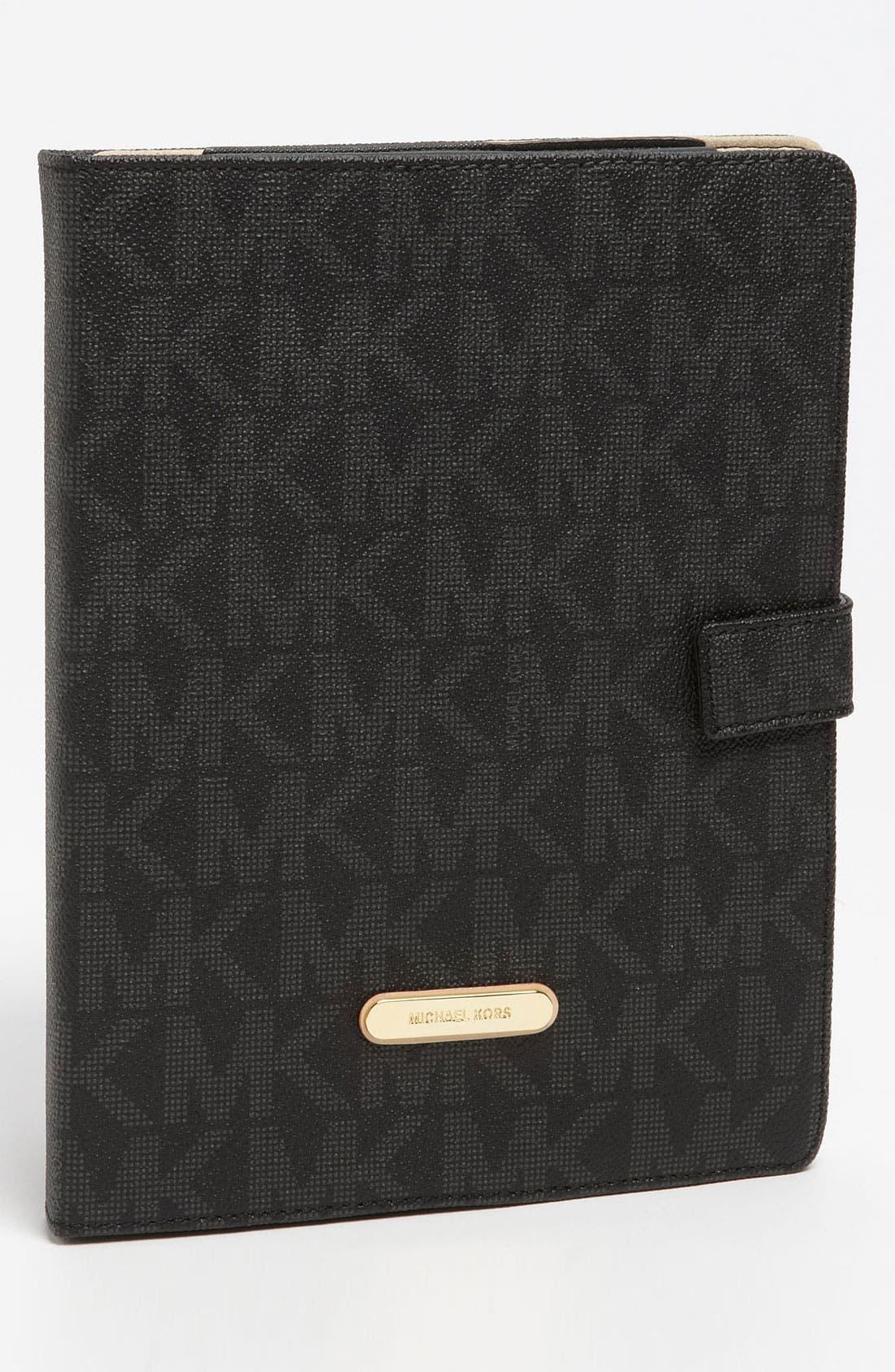 Main Image - MICHAEL Michael Kors 'Signature' iPad Stand