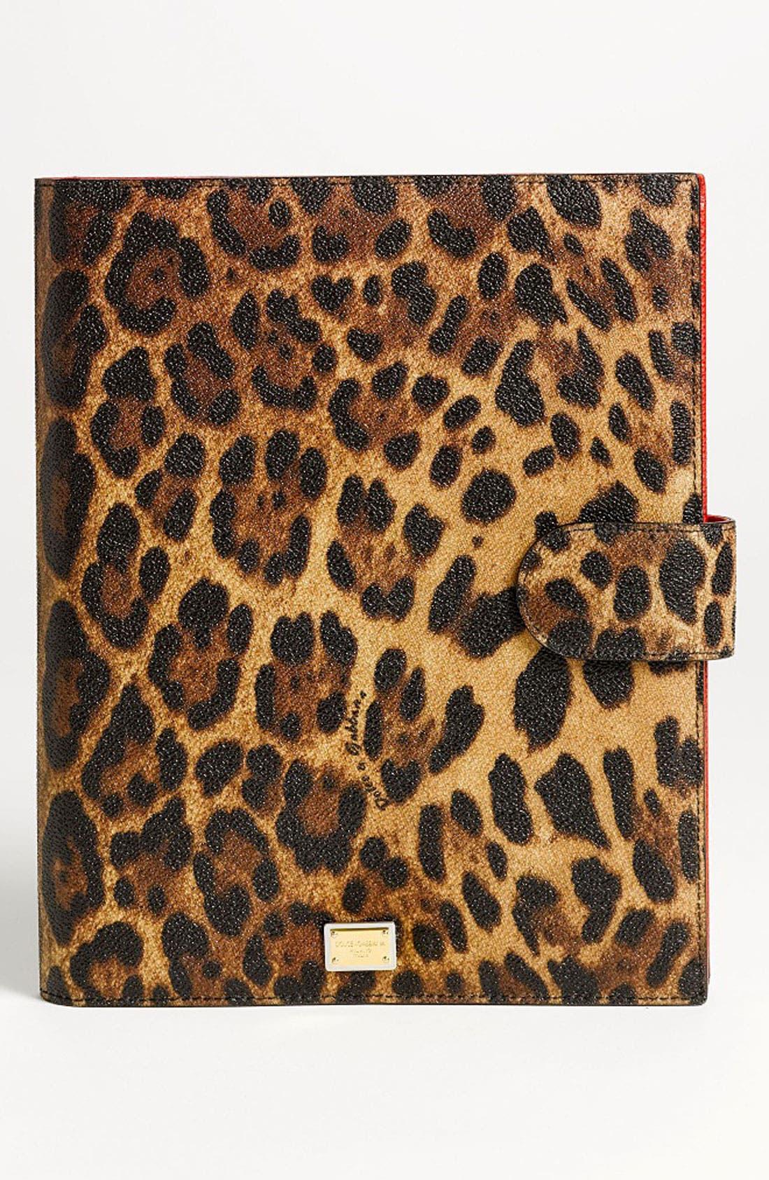 Alternate Image 1 Selected - Dolce&Gabbana iPad Case