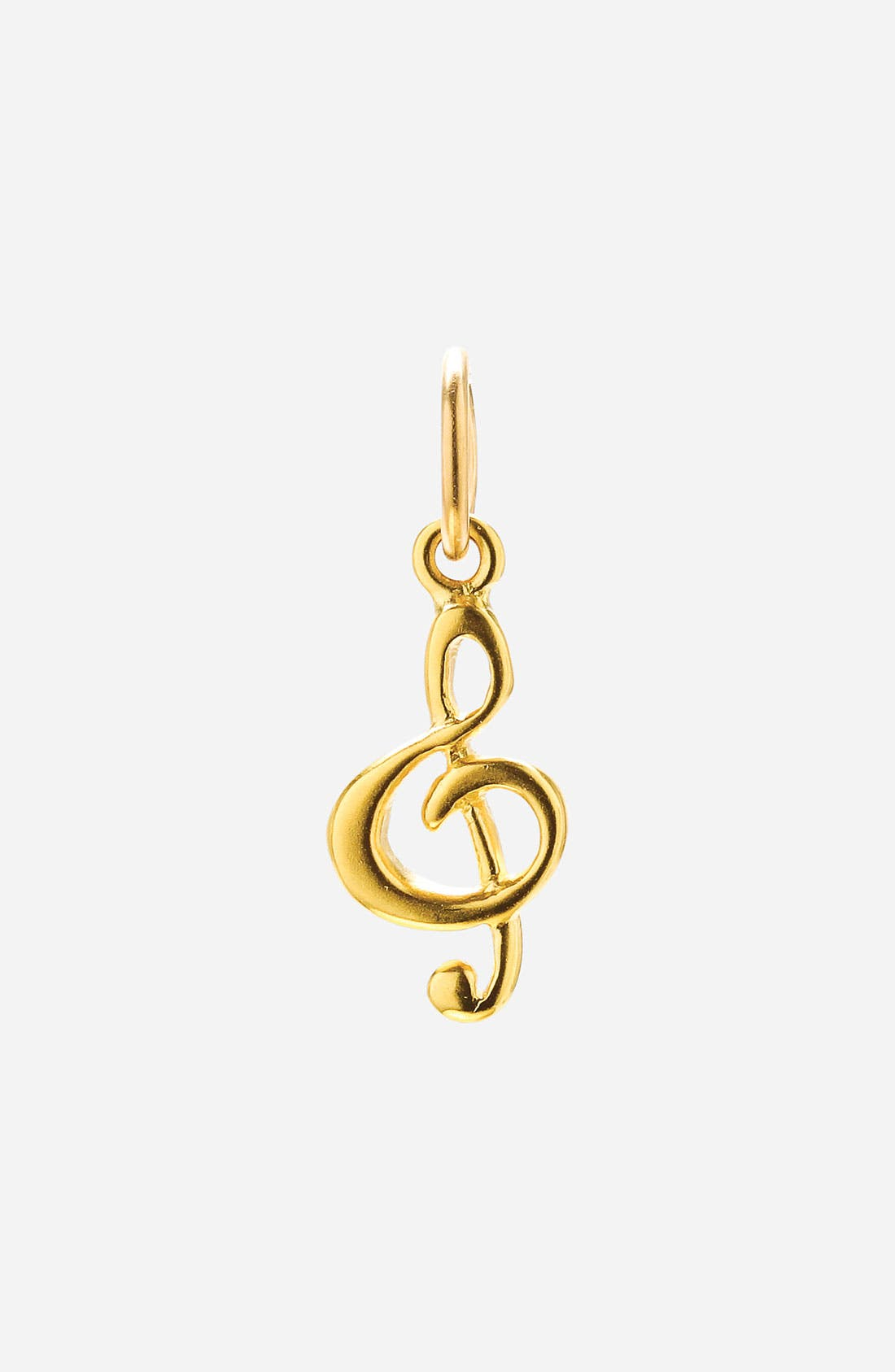 Alternate Image 1 Selected - Dogeared 'Create - Hobby' Treble Clef Charm