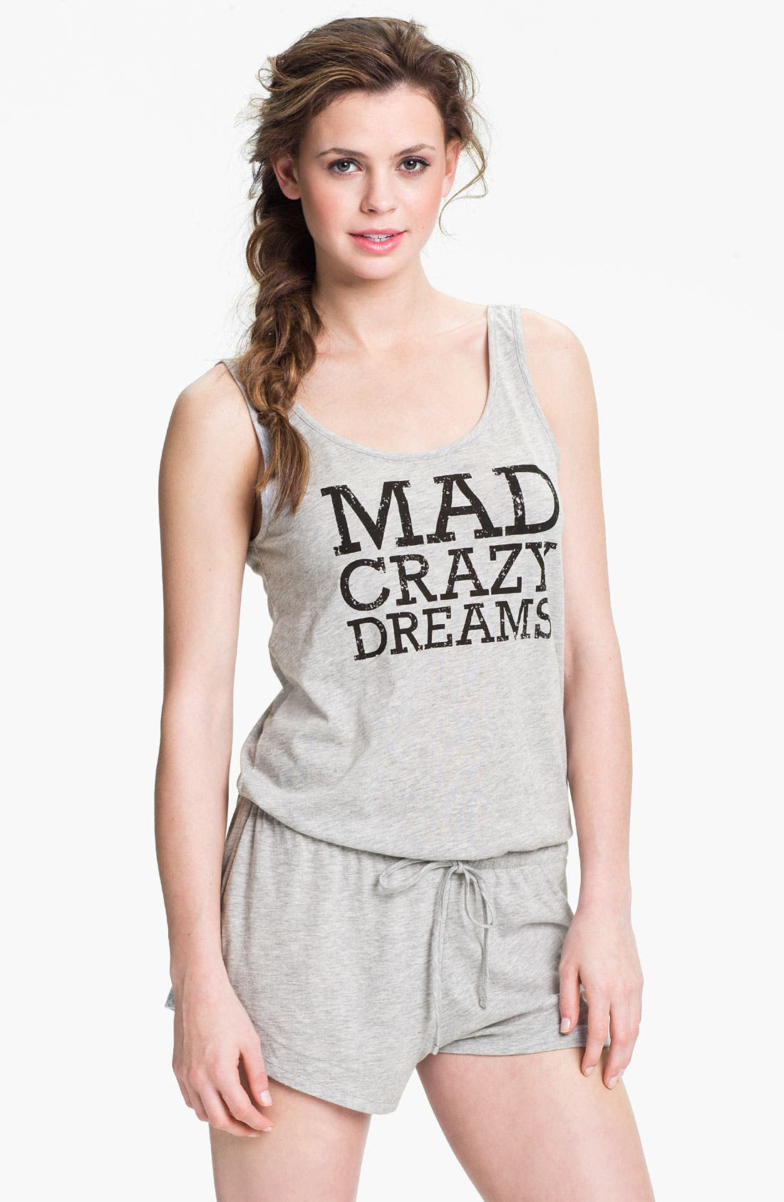 Alternate Image 1 Selected - Steven Madden 'Mad Crazy Dreams' Romper