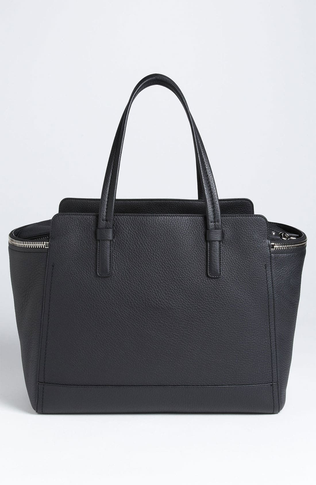 Alternate Image 4  - Salvatore Ferragamo 'Arianna - Medium' Leather Satchel