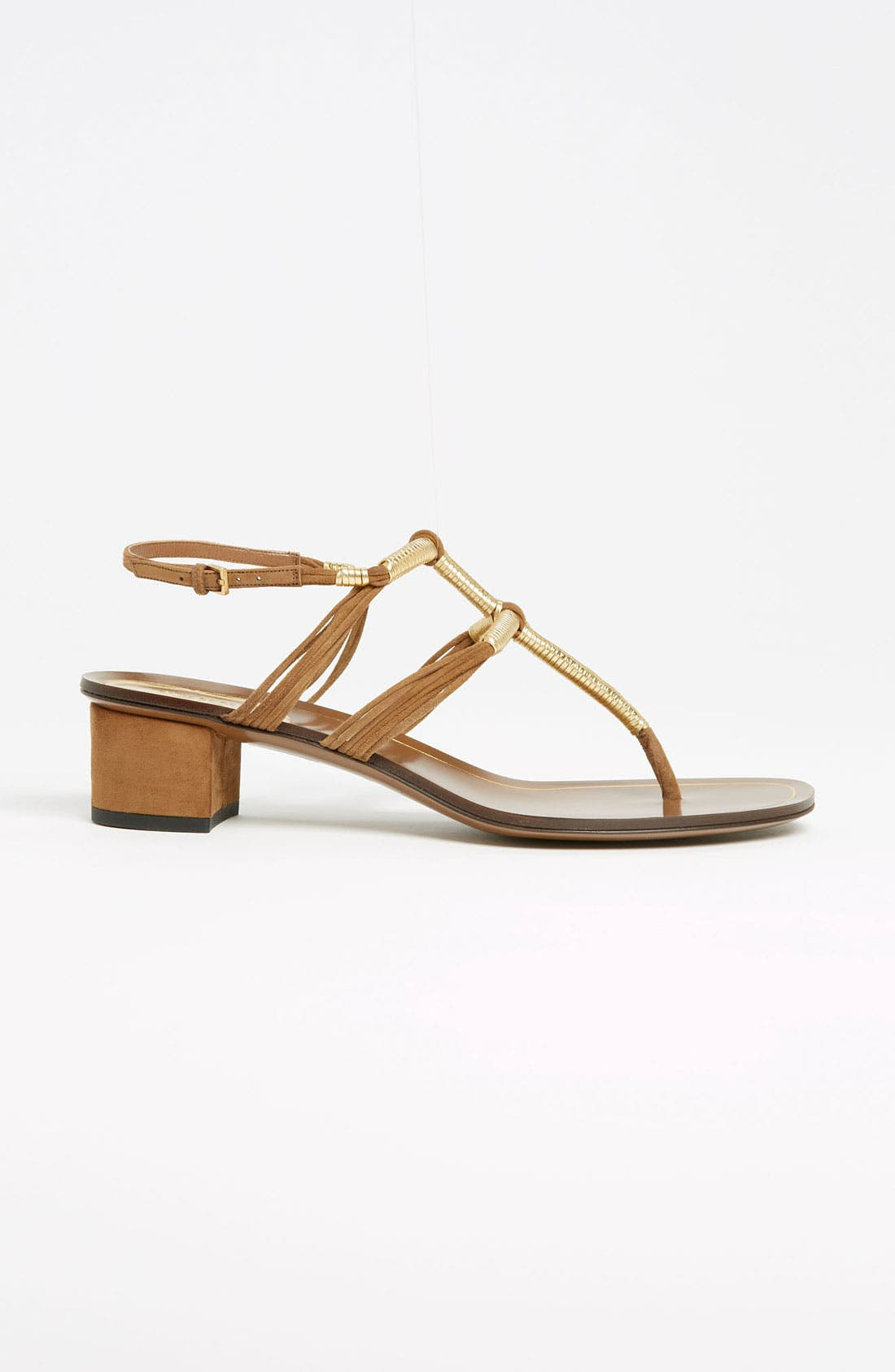Alternate Image 4  - Gucci 'Anita' Thong Sandal