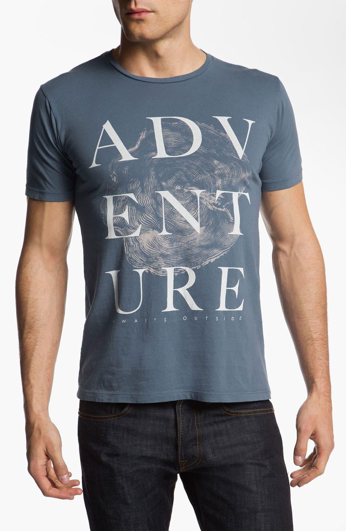 Main Image - Altru 'Adventure' Graphic T-Shirt
