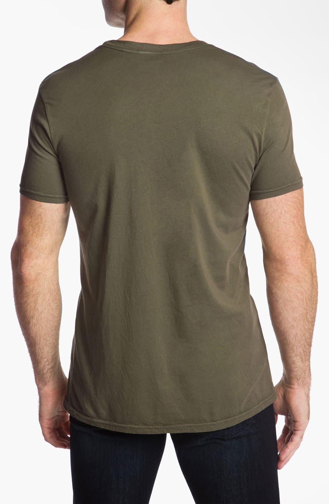 Alternate Image 2  - PalmerCash 'Football on My Mind' T-Shirt