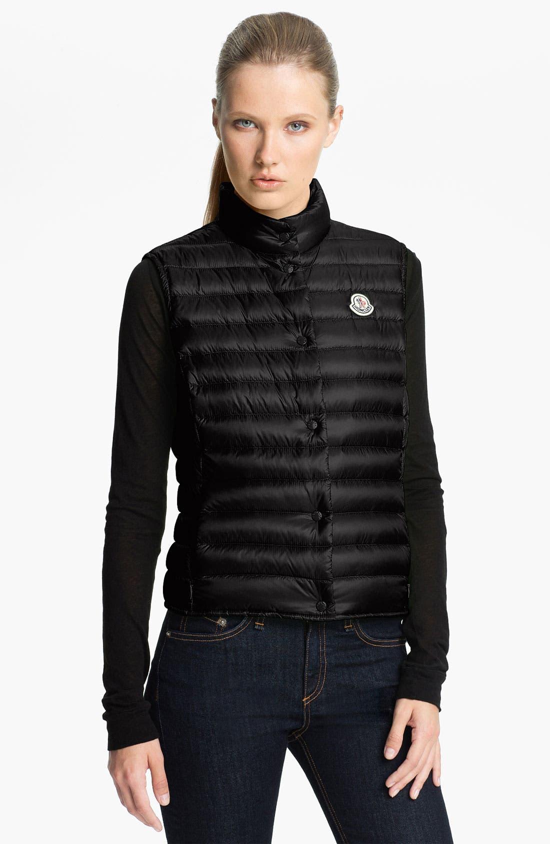 Alternate Image 1 Selected - Moncler 'Liane' Down Vest
