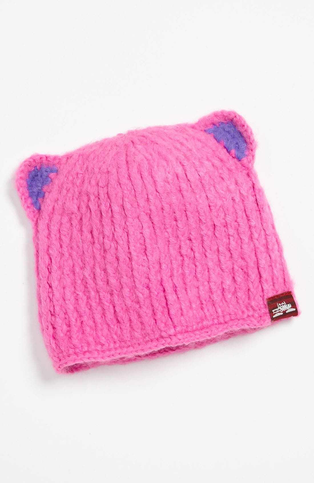 Main Image - Spacecraft 'Buddha' Bear Hat (Toddler)