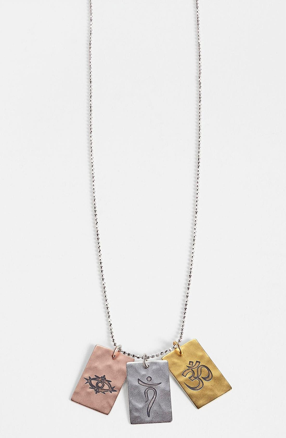 Main Image - Rachel Roy & Deepak Chopra Pendant Necklace