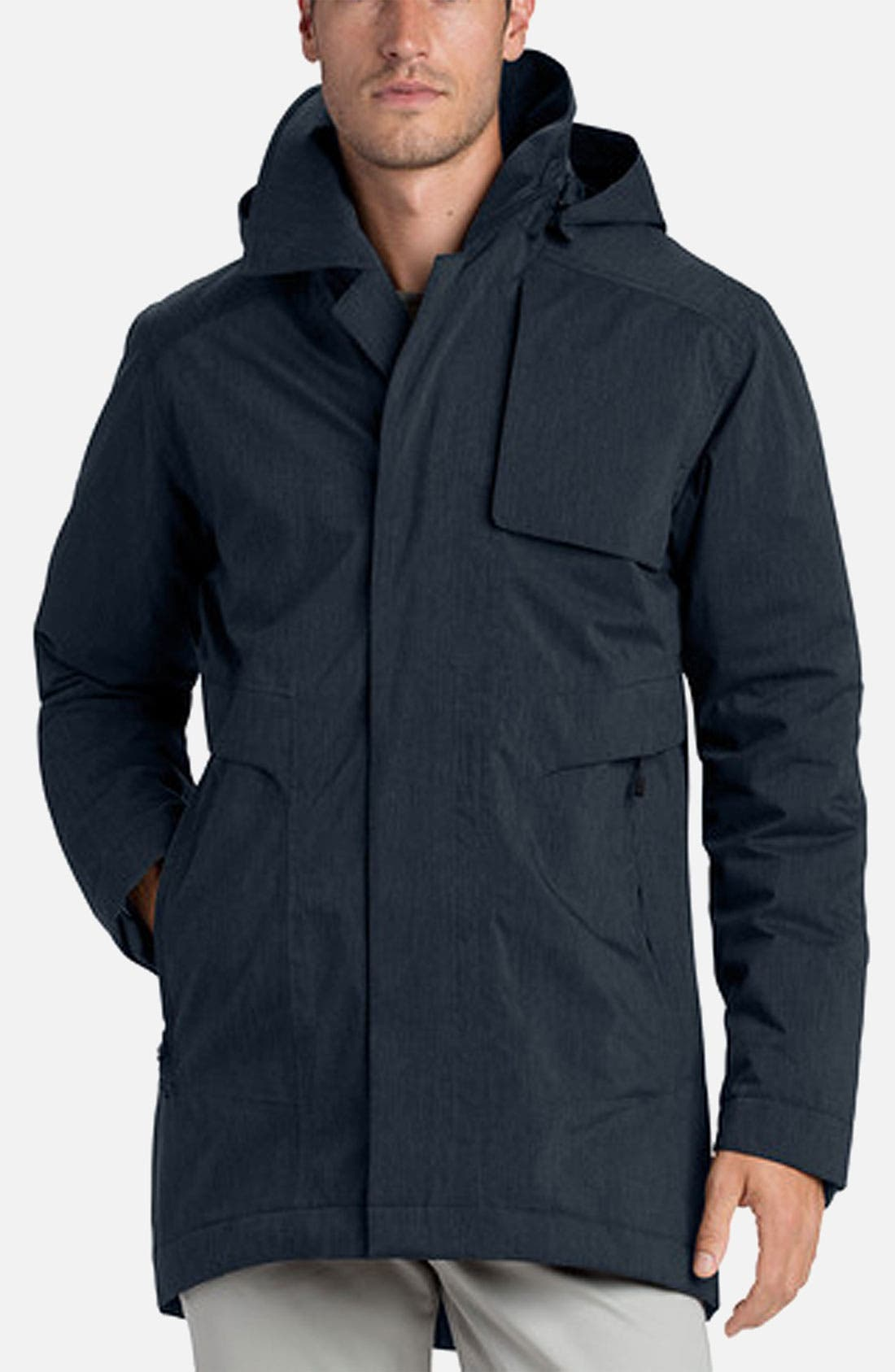 Alternate Image 1 Selected - Nau 'Down Tempo' Down Trench Coat