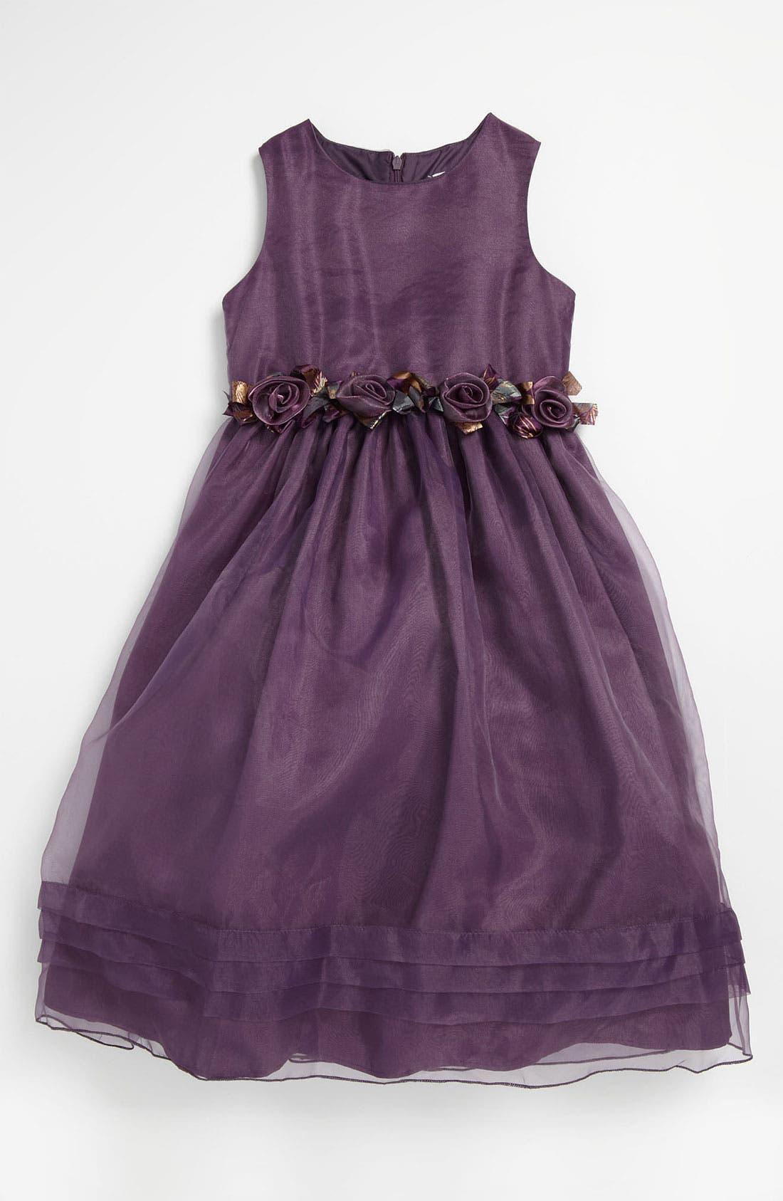 Alternate Image 1 Selected - Dorissa 'Jennifer' Dress (Little Girls)