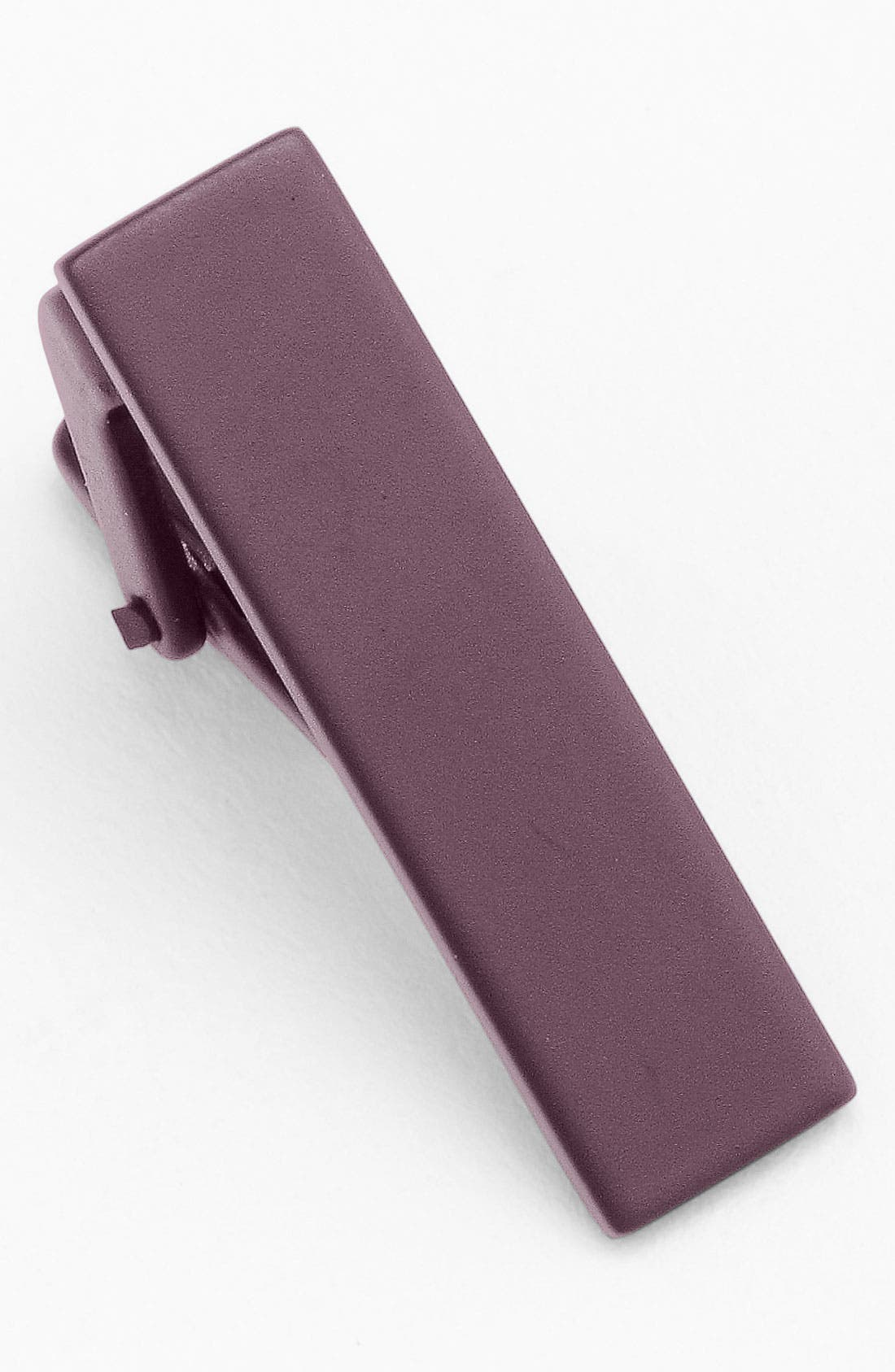 Alternate Image 1 Selected - The Tie Bar Matte Metal Tie Bar