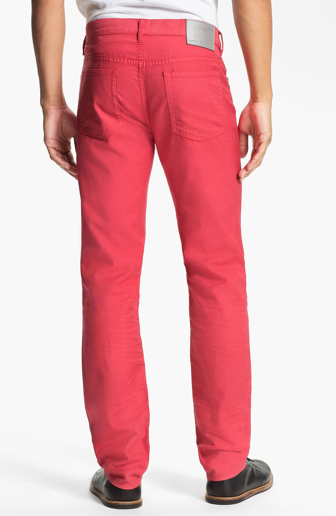Alternate Image 1 Selected - MARC BY MARC JACOBS Slim Straight Leg Pants