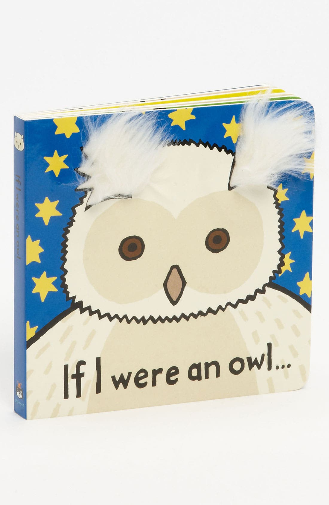 Alternate Image 1 Selected - 'If I Were an Owl' Touch & Feel Board Book