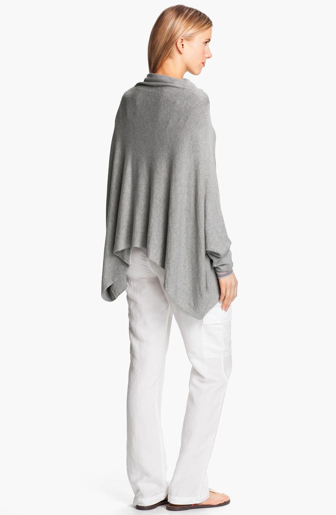 Alternate Image 5  - Eileen Fisher Funnel Neck Sweater