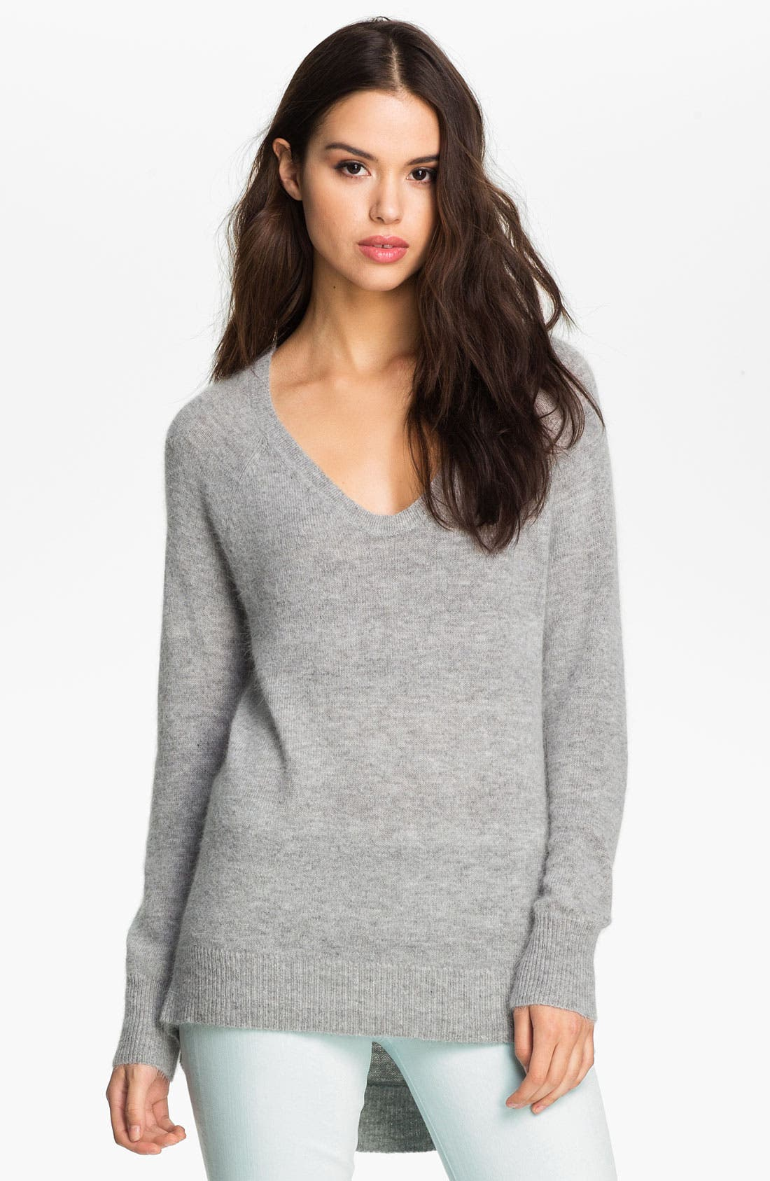 Alternate Image 1 Selected - Heed V-Neck Blend Sweater