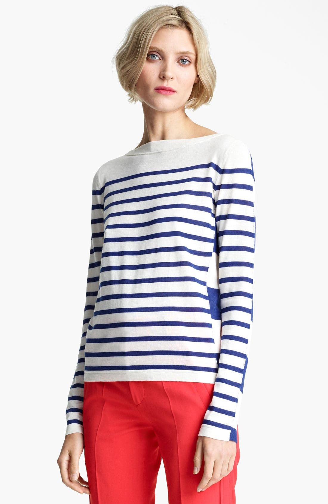Alternate Image 1 Selected - MARC JACOBS Stripe Sweater