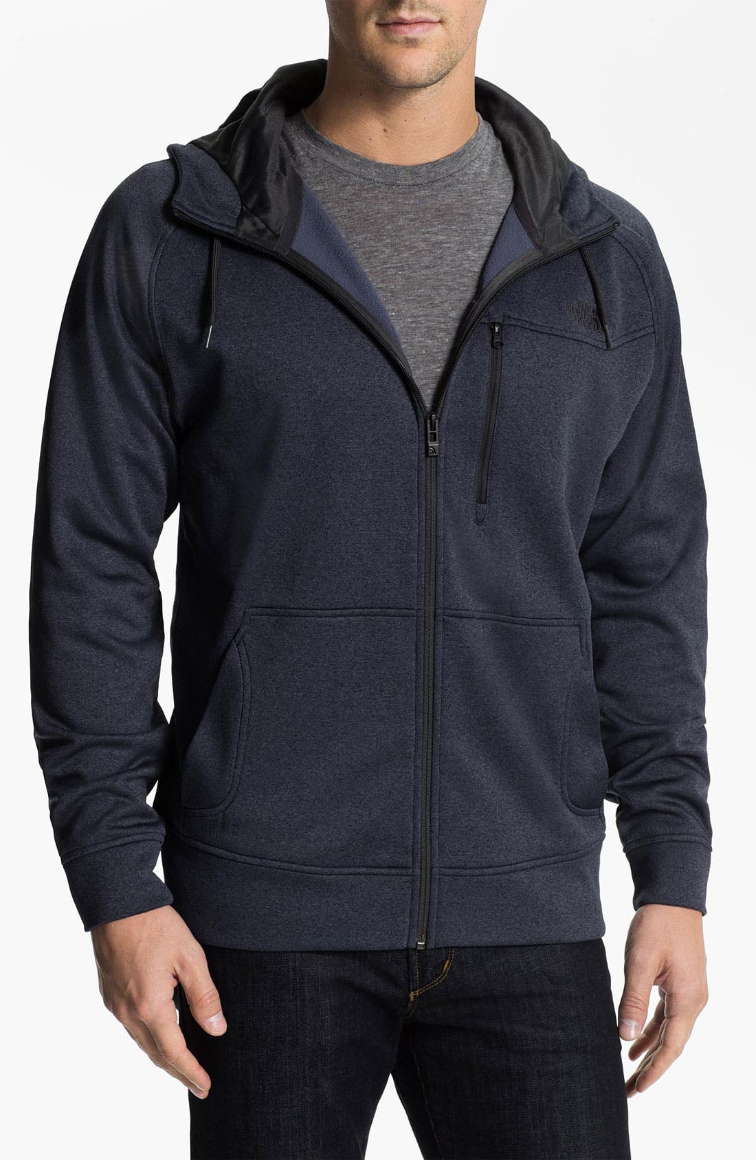 Alternate Image 1 Selected - The North Face 'McCracken' Fleece Hoodie