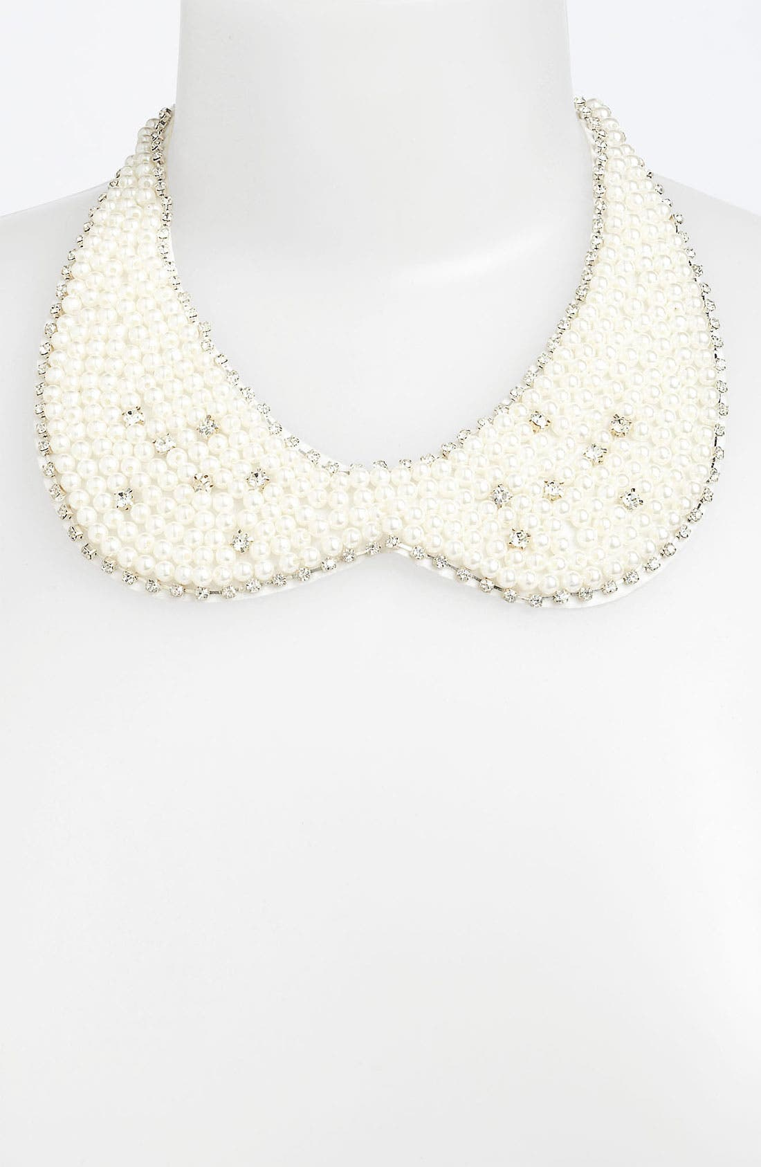 Main Image - BP. Faux Pearl Collar Necklace