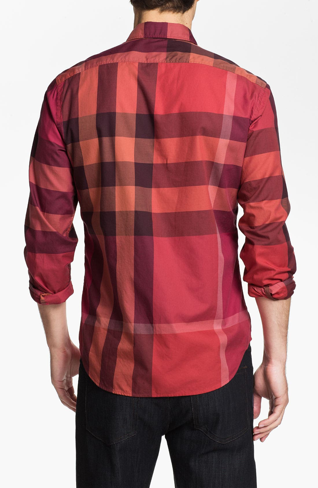 Alternate Image 2  - Burberry Brit 'Fred' Sport Shirt