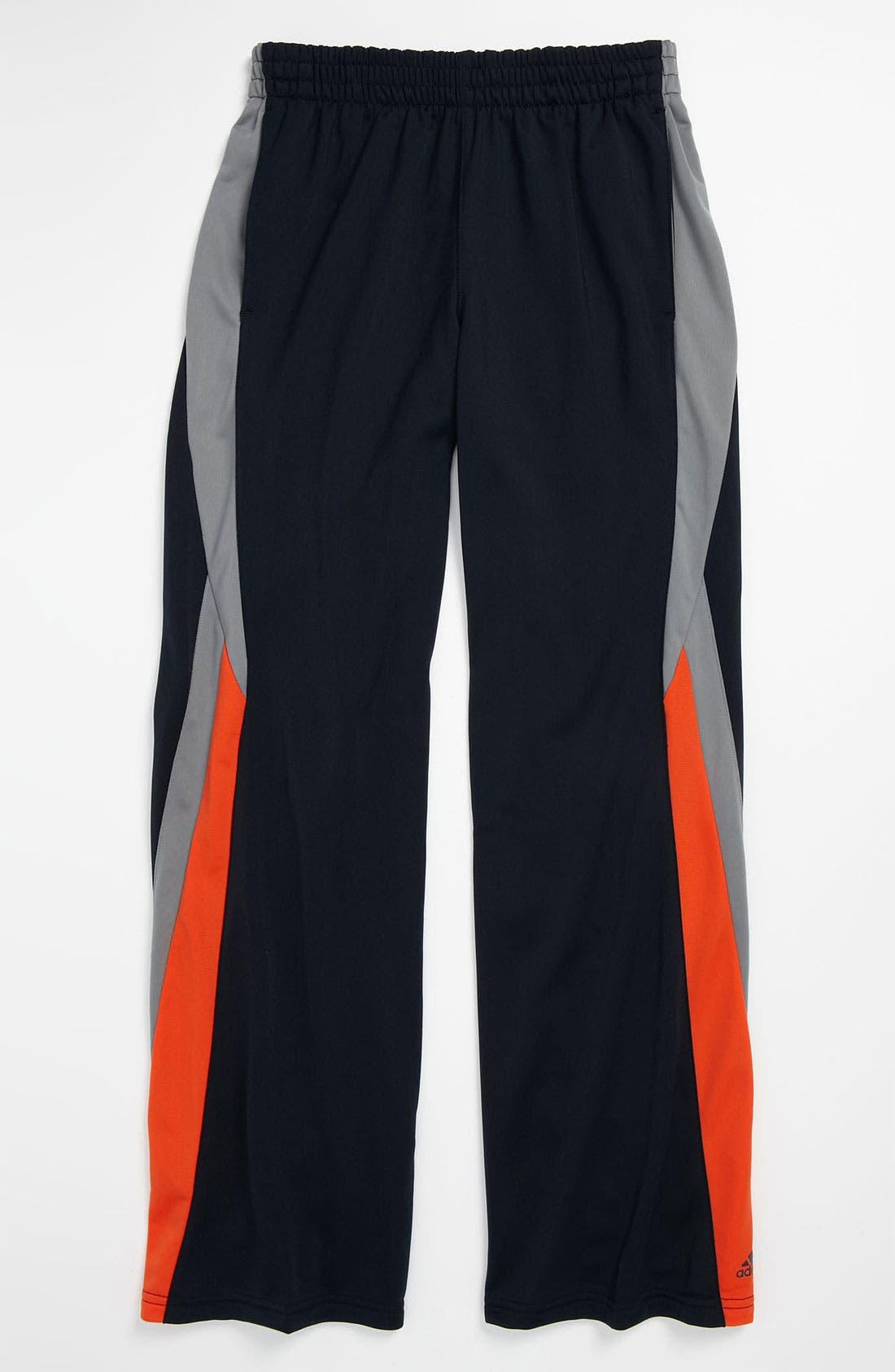 Alternate Image 1 Selected - adidas Tricot Track Pants (Big Boys)