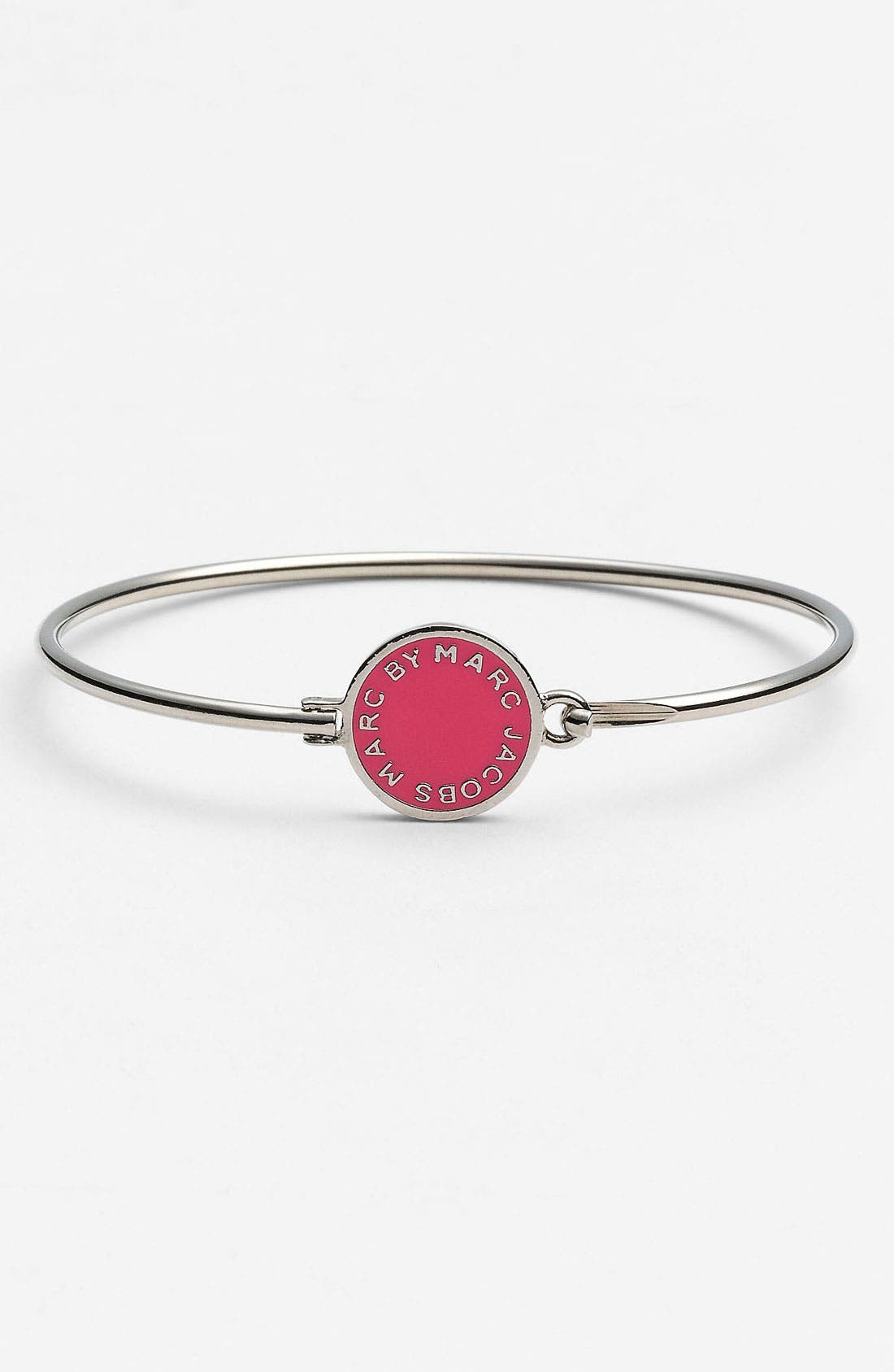 Main Image - MARC BY MARC JACOBS 'Classic Marc' Boxed Disc Skinny Bangle
