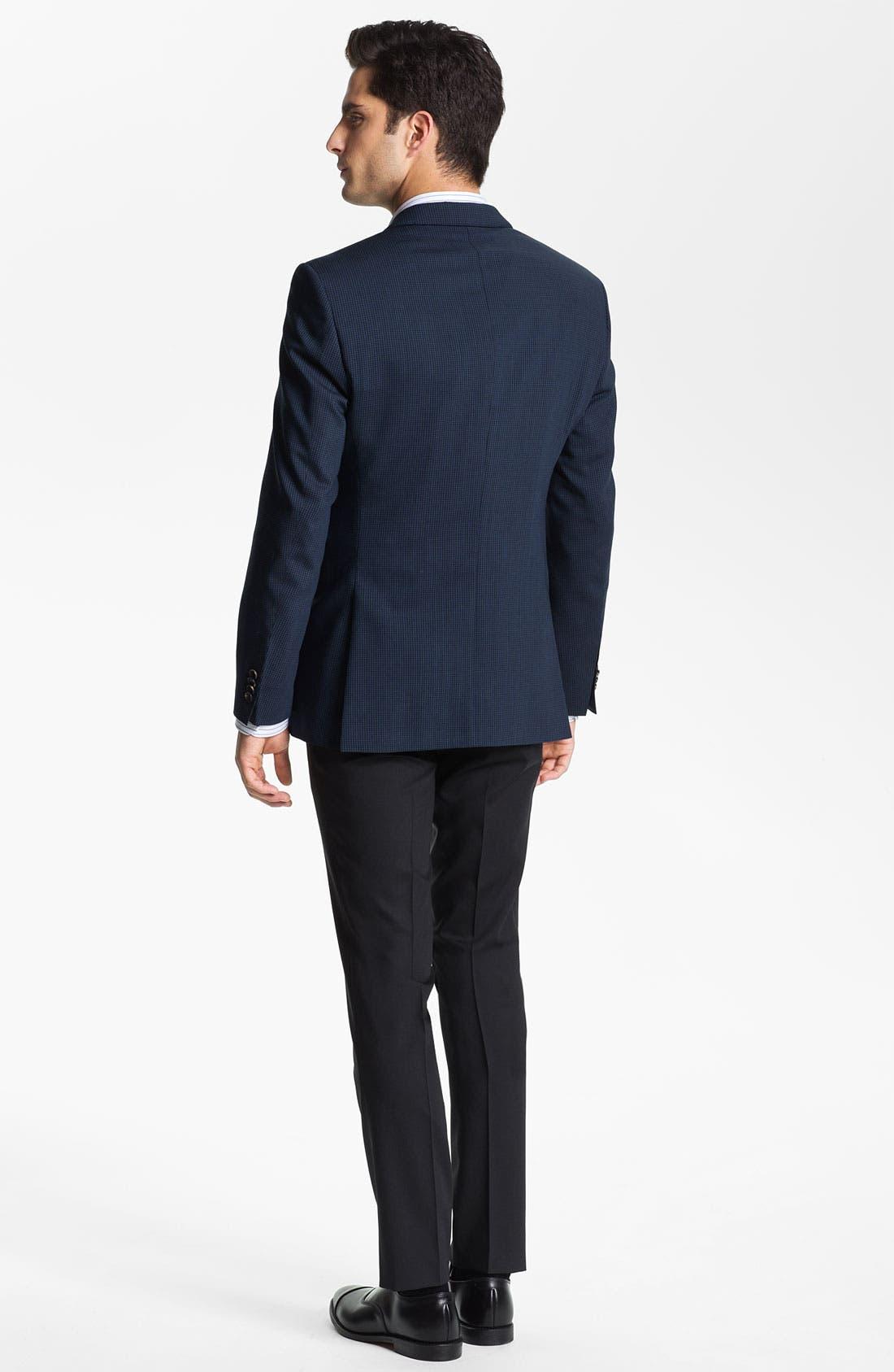 Alternate Image 5  - BOSS Black 'James' Trim Fit Blazer