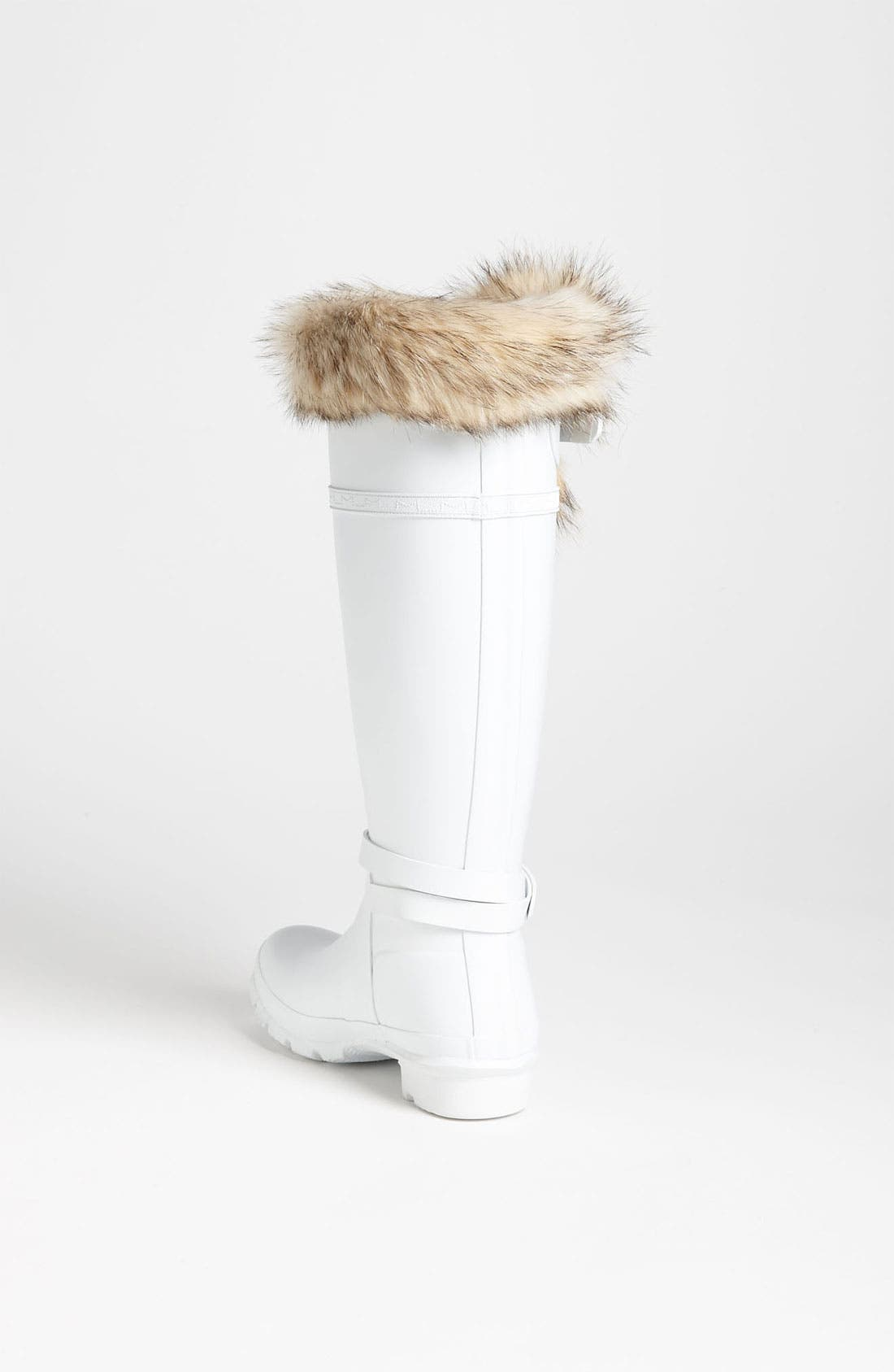 Alternate Image 2  - Hunter for J. Mendel Genuine Fur Trim Boot (Women)