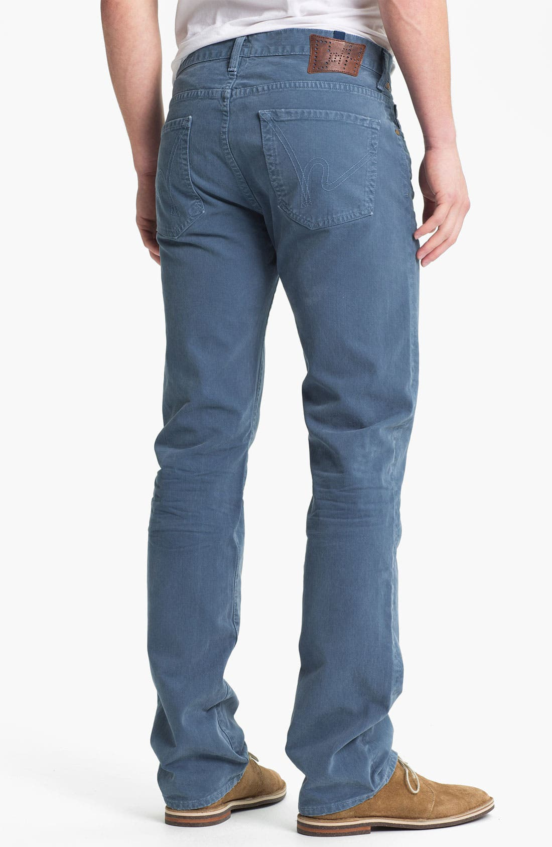 Alternate Image 2  - Citizens of Humanity 'Sid' Straight Leg Jeans (Spruce) (Online Only)
