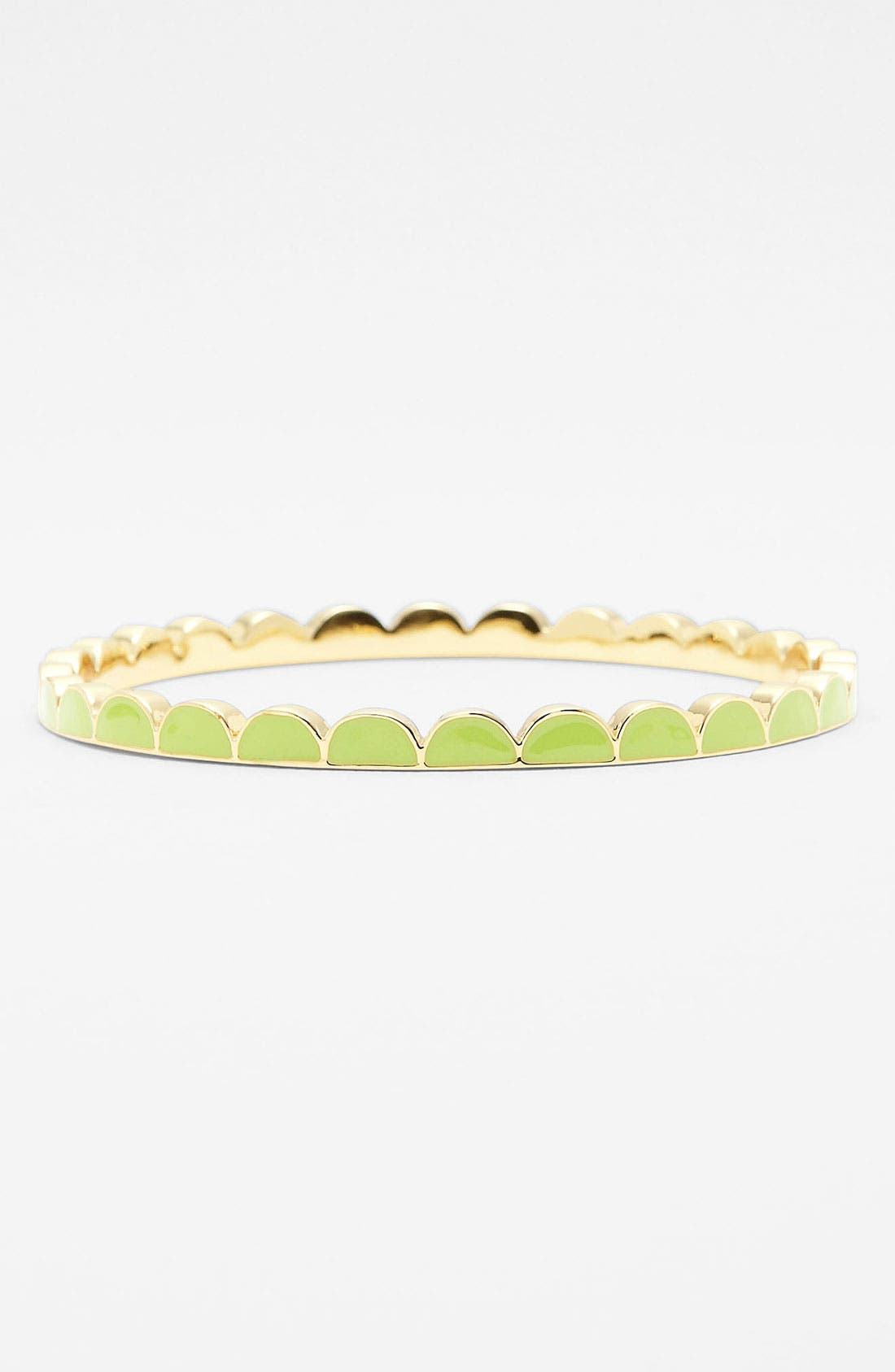 Alternate Image 1 Selected - kate spade new york 'scallop' bangle
