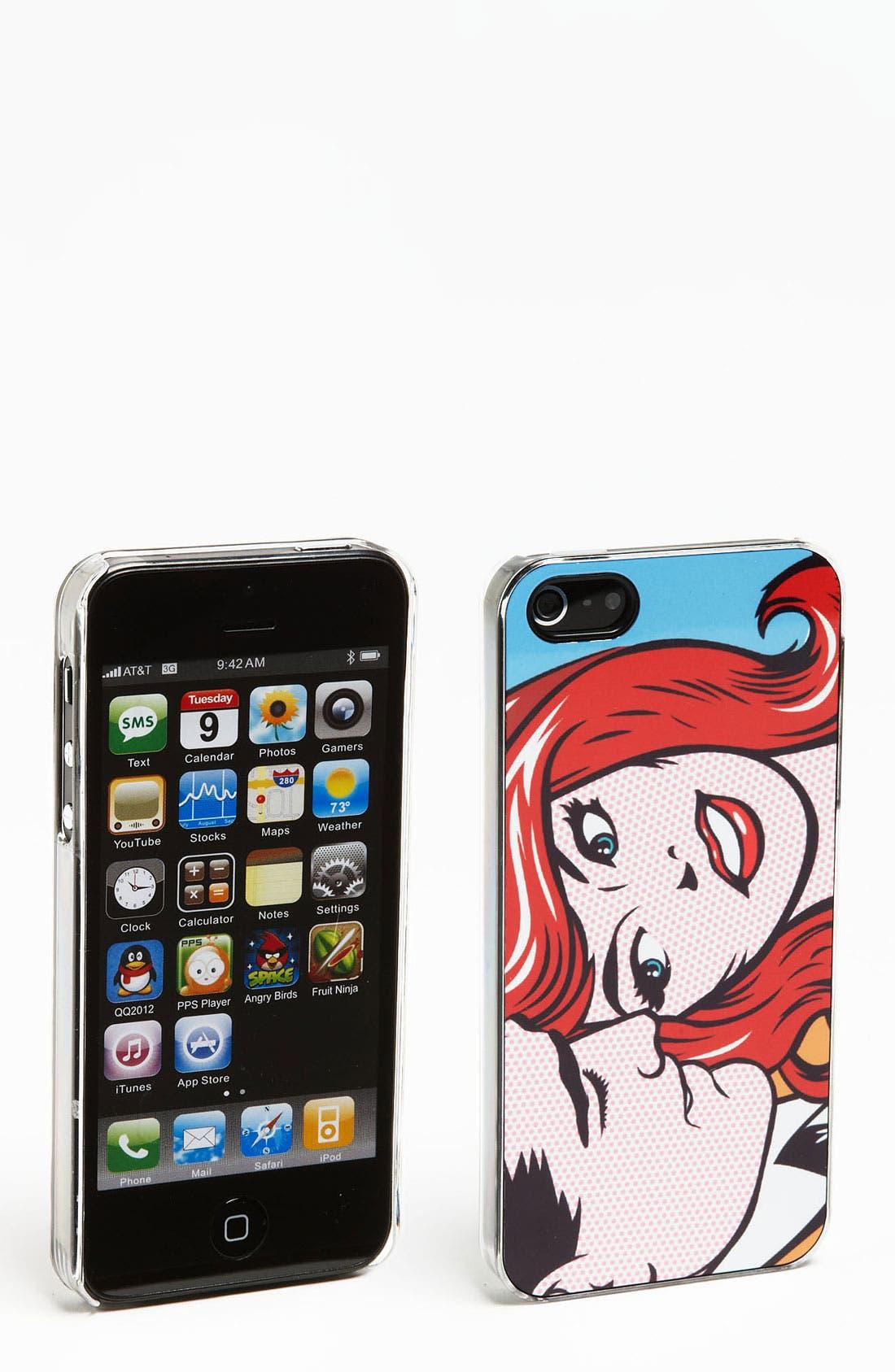 Alternate Image 1 Selected - ZERO GRAVITY iPhone 5 Case