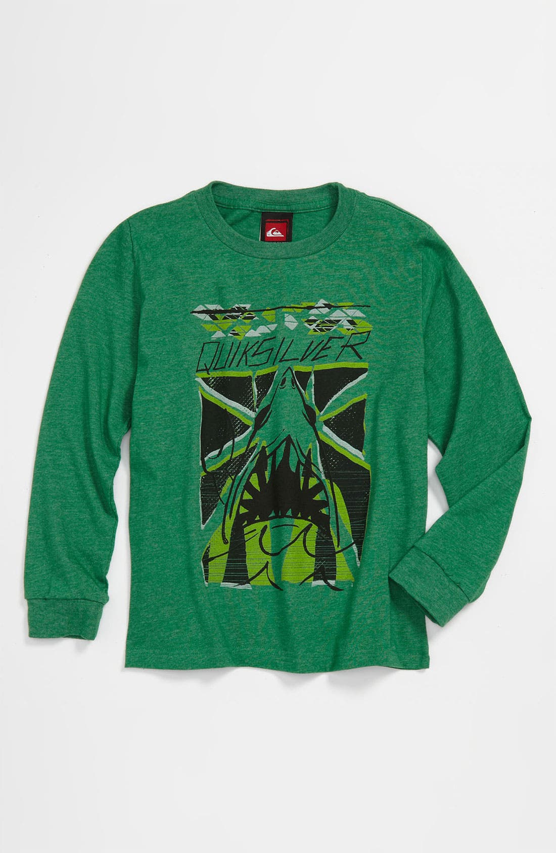 Alternate Image 1 Selected - Quiksilver 'Other World' Graphic T-Shirt (Big Boys)