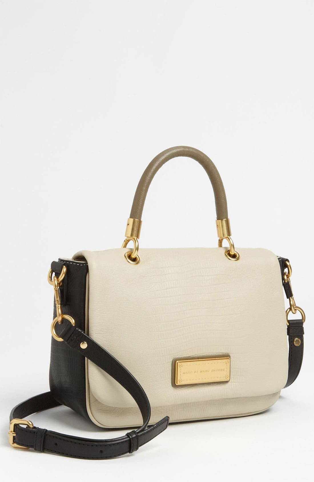 Main Image - MARC BY MARC JACOBS 'Too Hot to Handle - Small' Top Handle Satchel