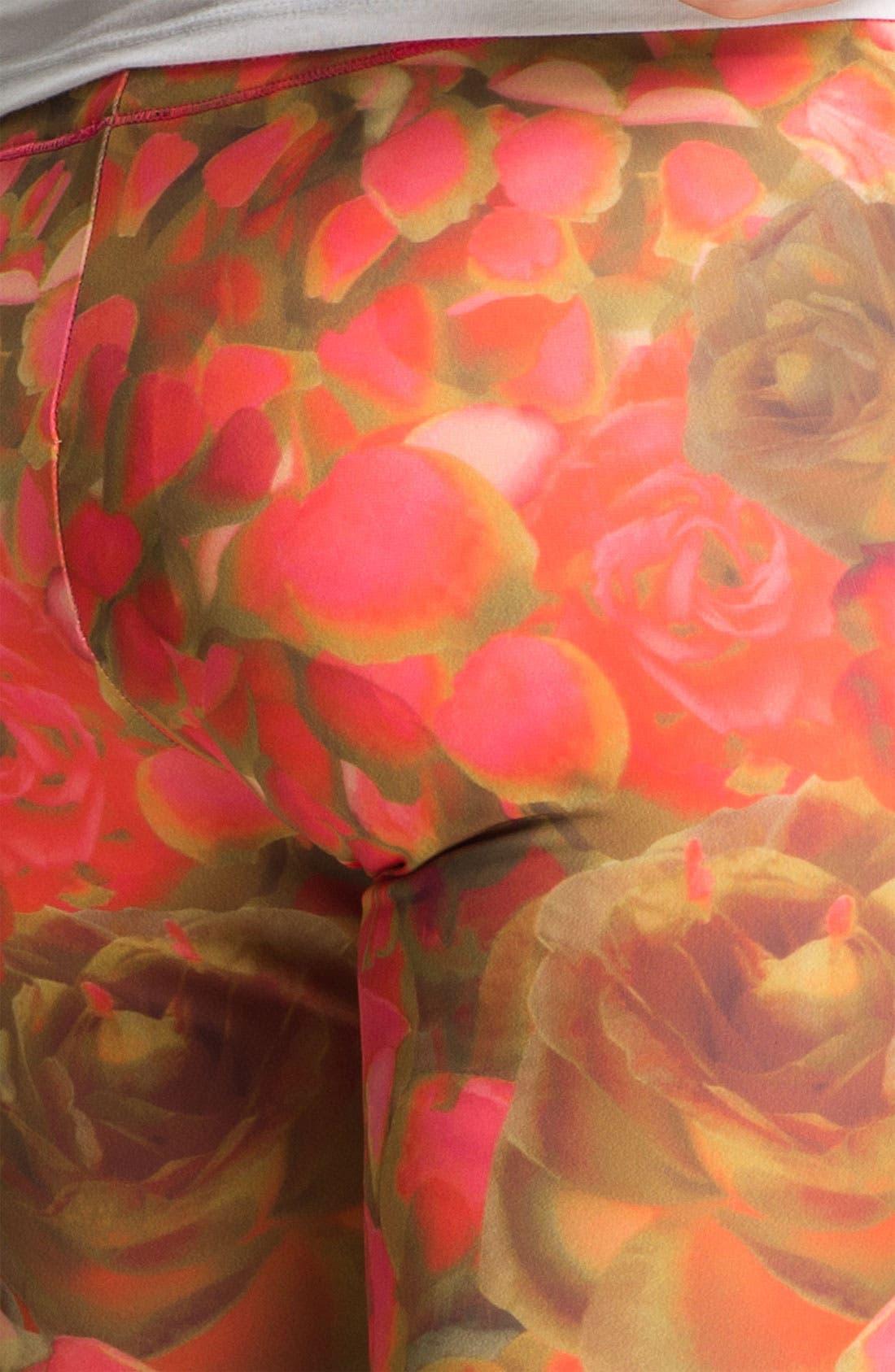 Alternate Image 3  - McQ by Alexander McQueen Print Leggings