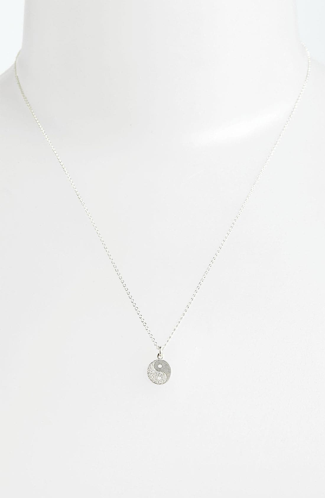 Alternate Image 2  - Dogeared 'Reminder - Balance' Pendant Necklace
