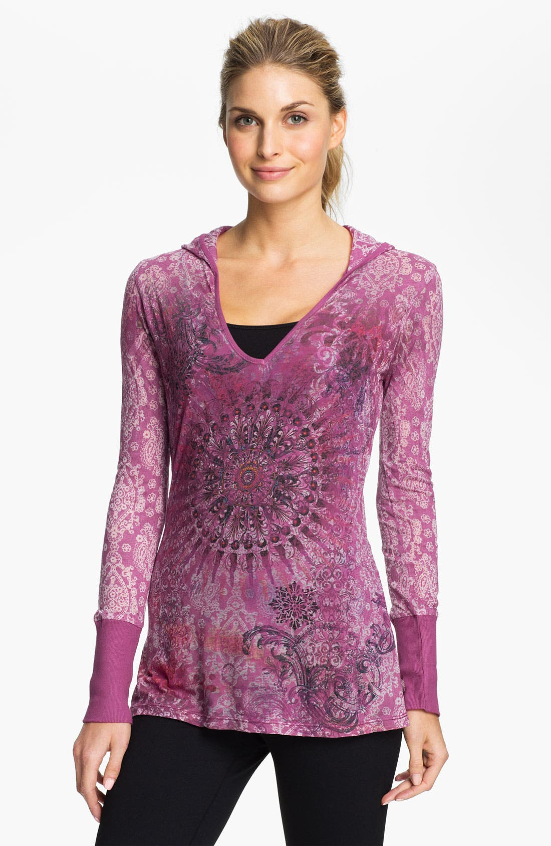 Alternate Image 1 Selected - prAna 'Rapture' Hoodie