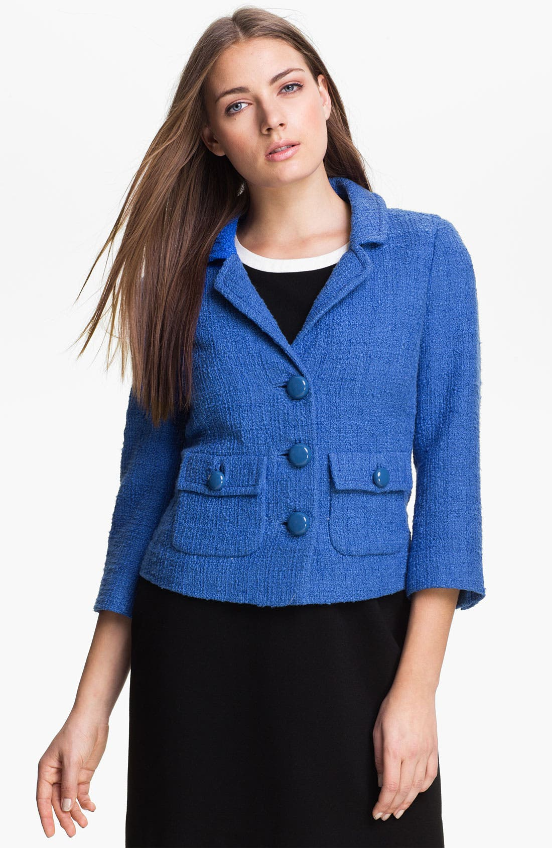 Alternate Image 1 Selected - kate spade new york 'hadley' jacket