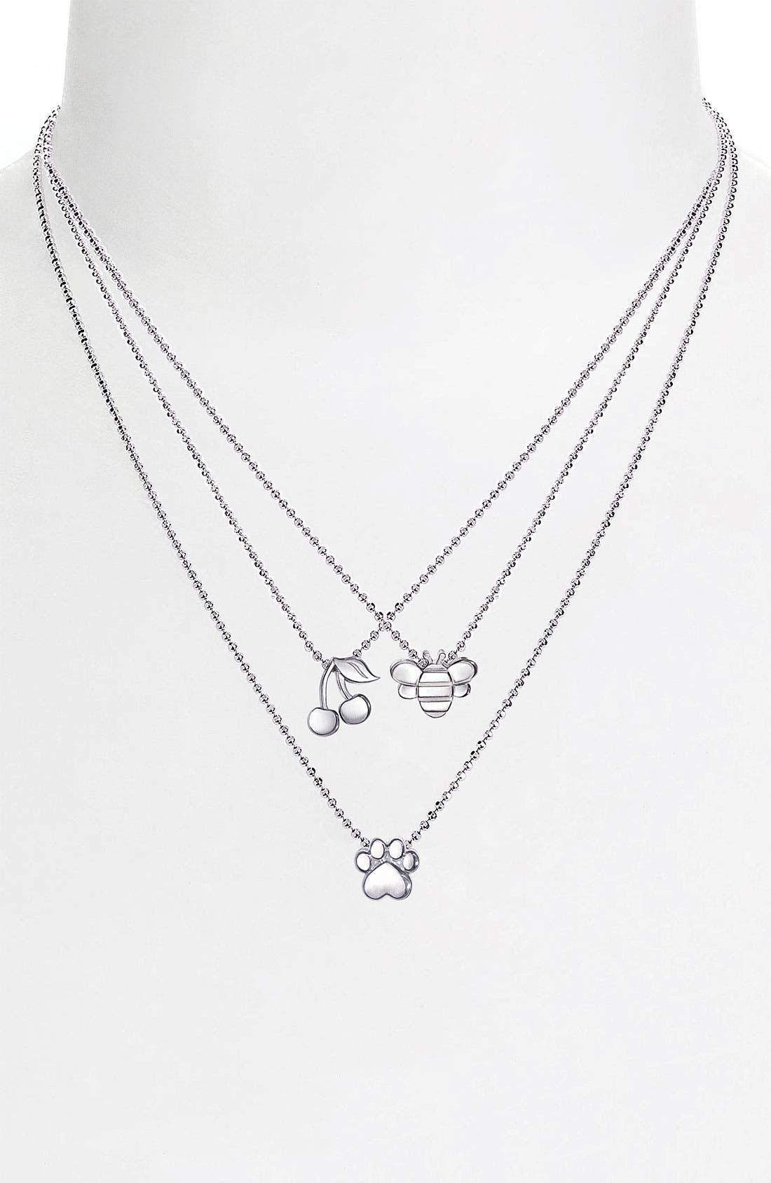 Alternate Image 3  - Alex Woo 'Little Vegas' Cherries Pendant Necklace