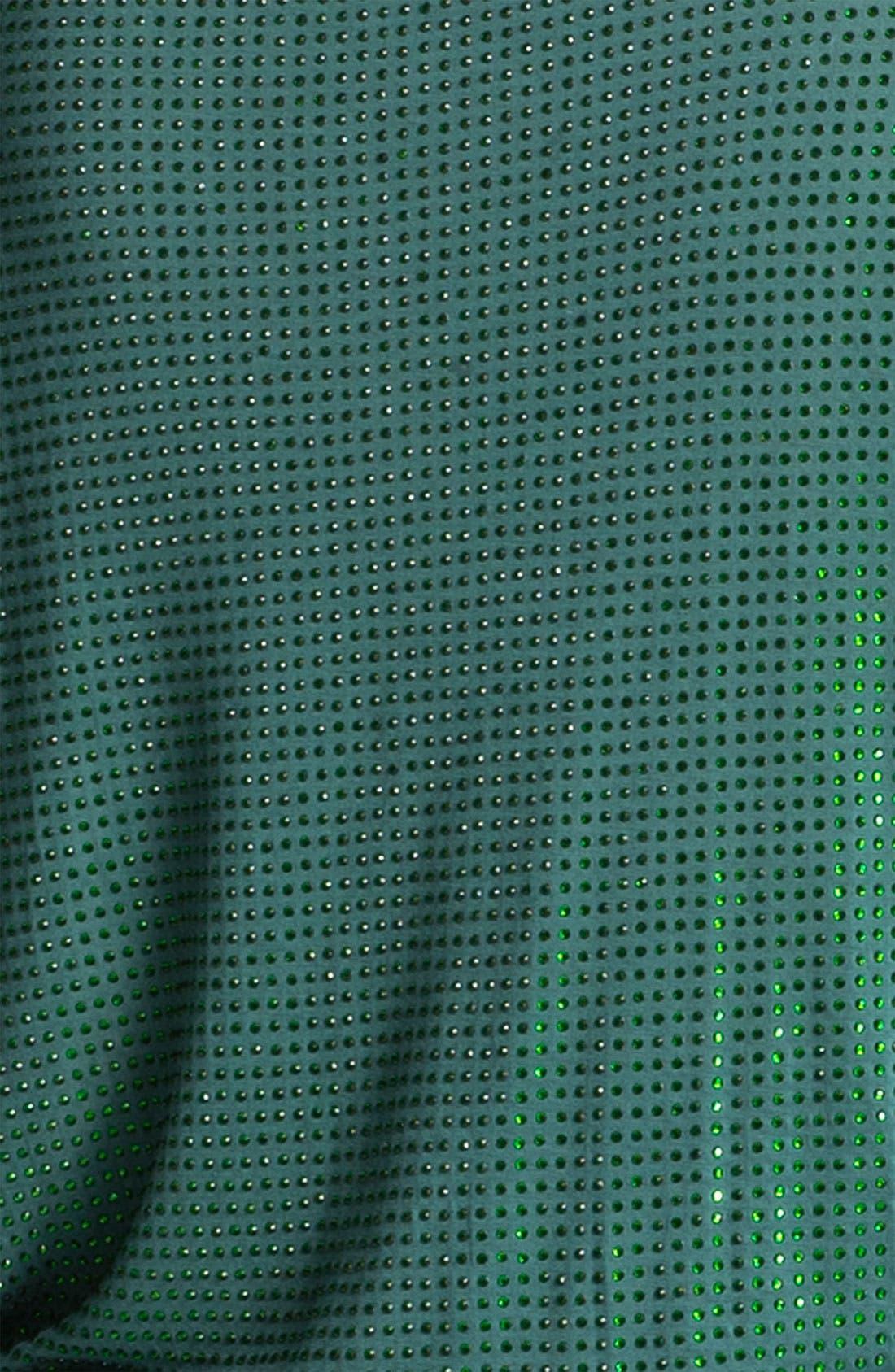 Alternate Image 3  - Sheri Bodell Crystal Minidress (Plus)