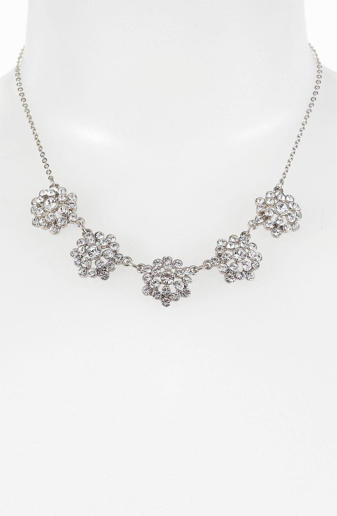 Main Image - Nina 'Juliet' Frontal Necklace