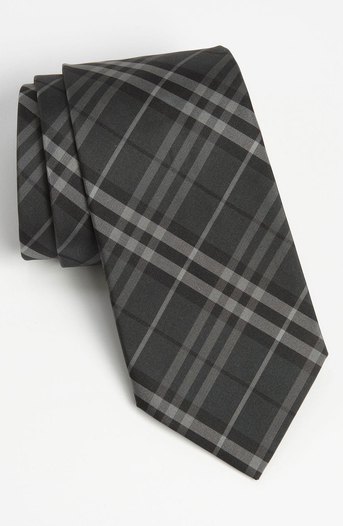 Alternate Image 1 Selected - Burberry Woven Silk Tie