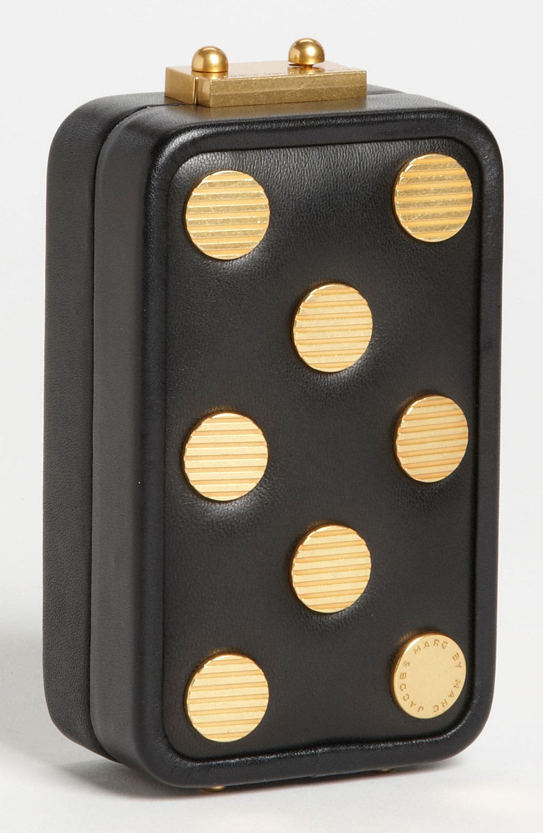 Alternate Image 1 Selected - MARC BY MARC JACOBS 'Phone in a Box - Dots' Phone Clutch