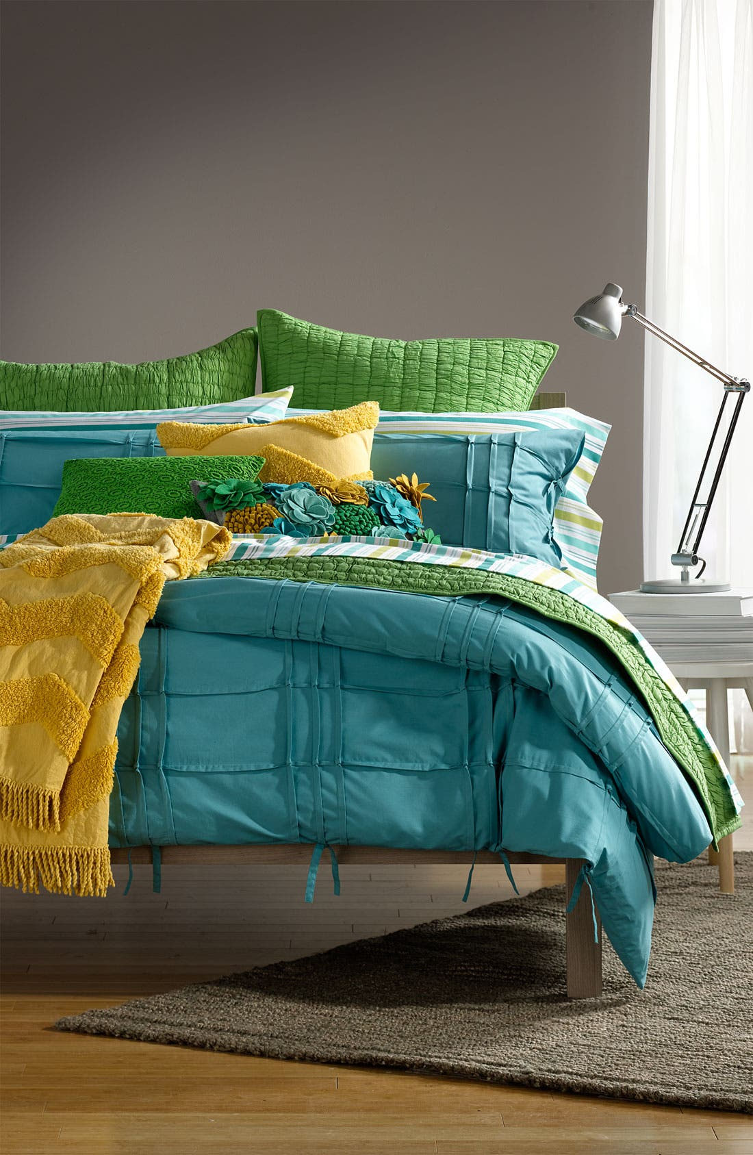 Alternate Image 4  - Nordstrom at Home 'Alice' Euro Sham