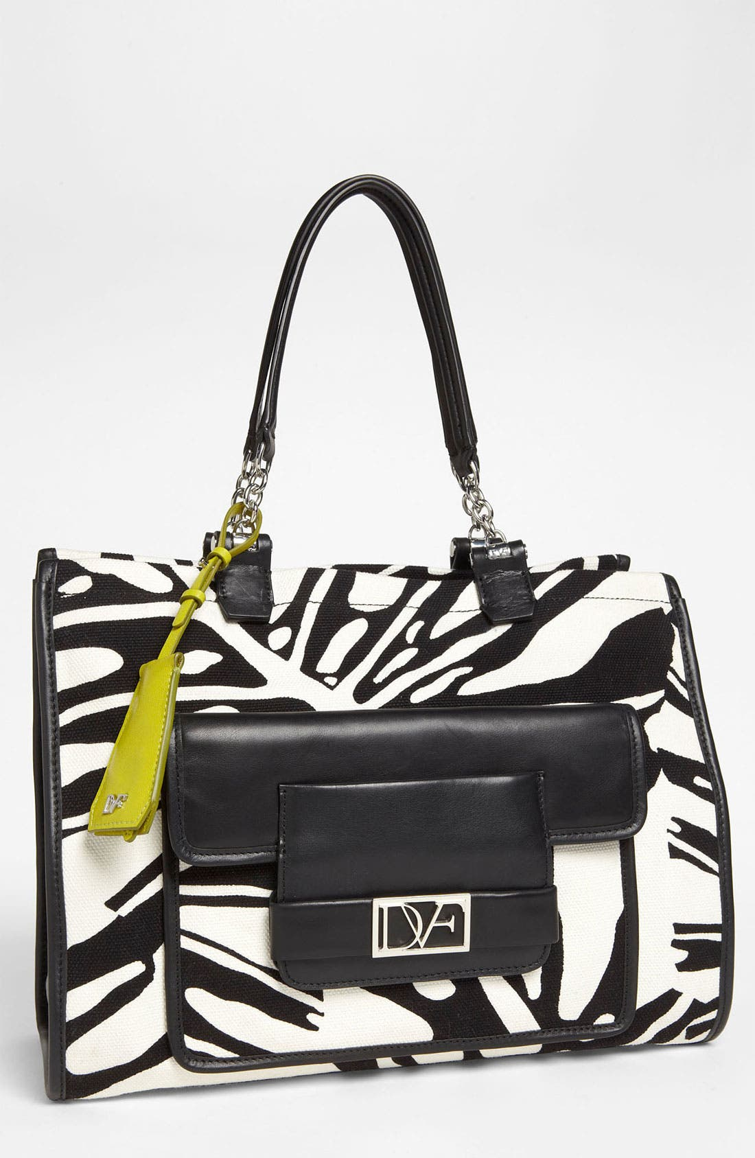 Alternate Image 1 Selected - Diane von Furstenberg 'Lola' Print Tote