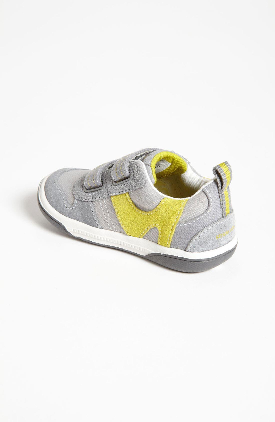 Alternate Image 2  - Stride Rite 'Jamison' Sneaker (Baby, Walker & Toddler)