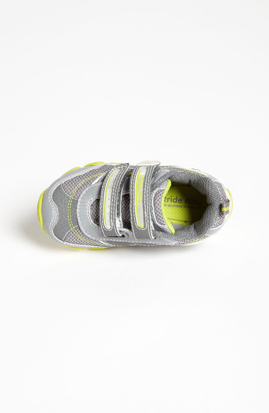 Alternate Image 3  - Stride Rite 'Falcon' Sneaker (Baby, Walker & Toddler)