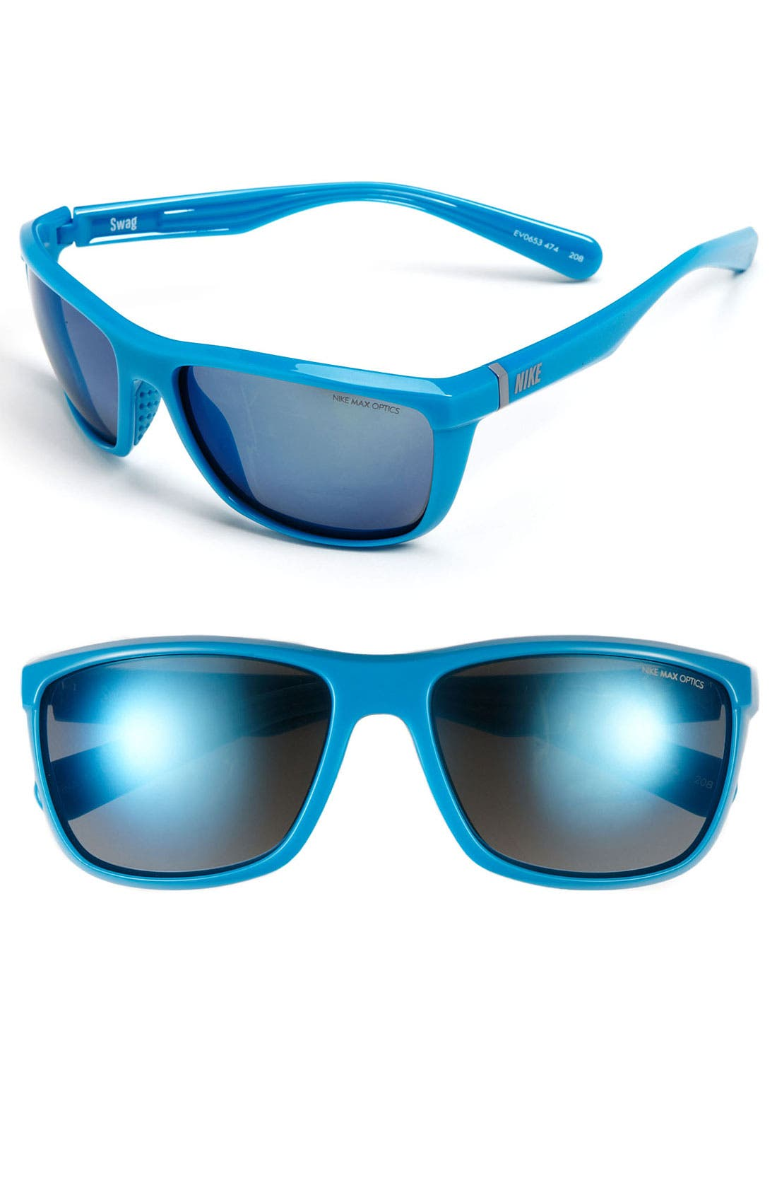 Alternate Image 1 Selected - Nike 'Swag' 60mm Sunglasses